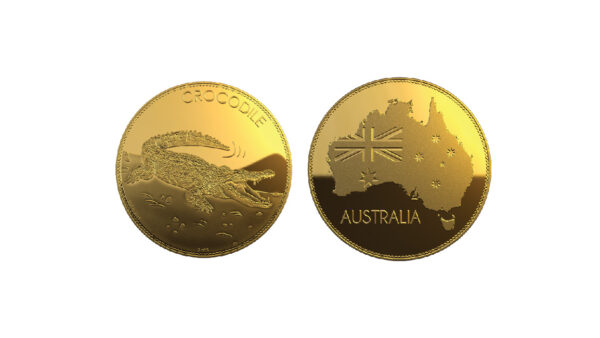 Australia Gold Medallion